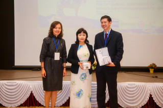 A/Prof. Colin Chan in Mongolia