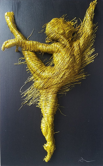 Ballet dancer M1