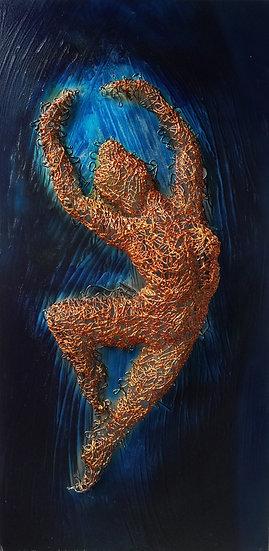 Ballet dancer F2