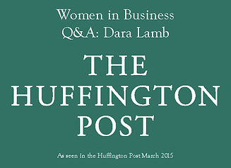 Women i Business Perfectly Fitting Suits in The Huffington Post