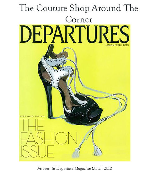 Couture Shop Around the Corner Departures