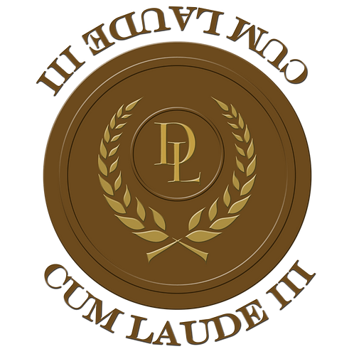 Cum Laude III - Dress Suit