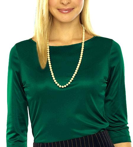 Boatneck  - Emerald