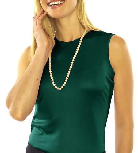 Round Neck - Emerald