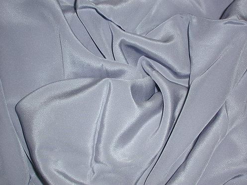 Gray Silk Georgette