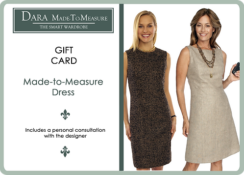 Gift Card - Made-to-Measure Dress