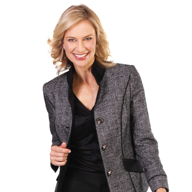 The Powerful Pantsuit