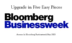 Upgrade in Five Easy Pieces Bloomberg Businessweek