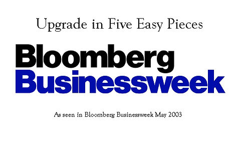Upgrade in Five Easy Pieces Bloomberg Businessweek