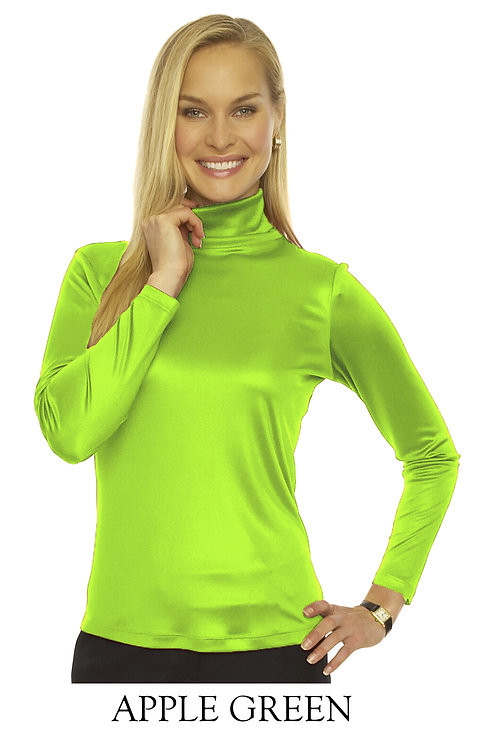 TurtleNeck - Apple Green