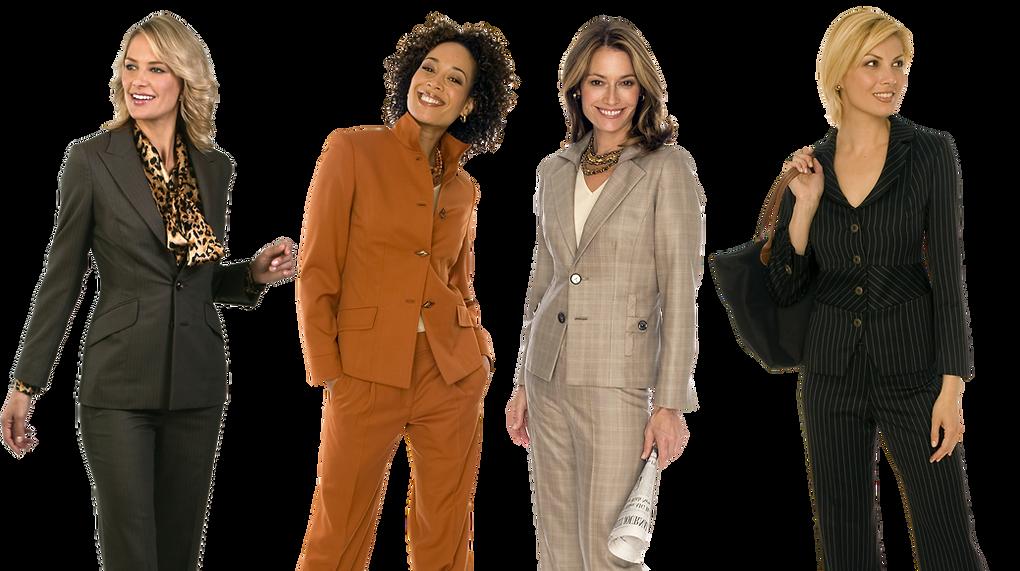 Cutom Pantsuis for Business Women
