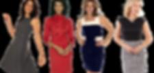 Custom Statment Dresses by DARA LAMB Custom