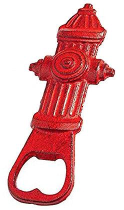 #1120 Fire Hydrant Cast Iron Bottle Opener