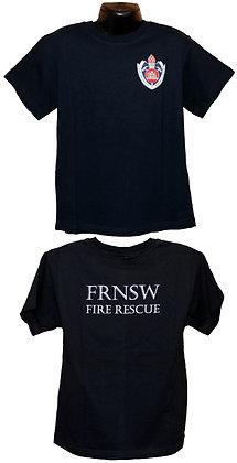 #1249, T-Shirt FRNSW Children's size 0 - 14