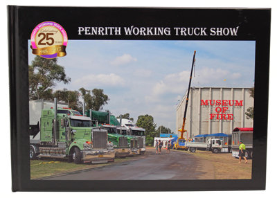#2032 Penrith Working Truck Show 25 years Book