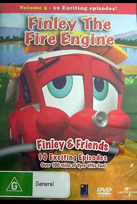#446 Finley DVD Volume 3
