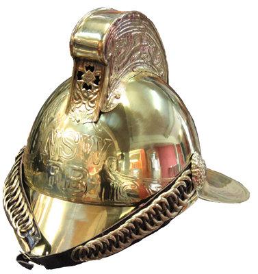 #1663 Brass Helmet Imported Replica