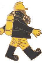 #065, Badge Firefighter in BA