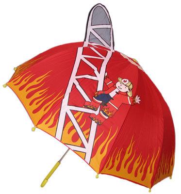 #497 Children's Firefighter Umbrella