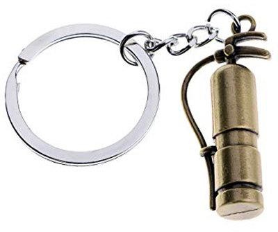 #1130 Extinguisher Keyring