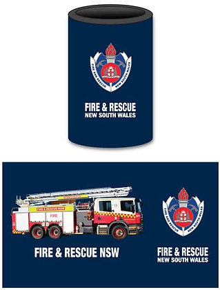 #2084 FRNSW Scania Telesquirt Can Cooler