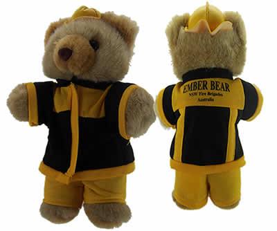 #030, Trauma Teddy NSWFB