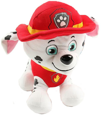 #1058 Marshall Paw Patrol with Suction Cup