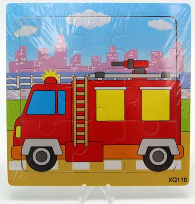 #2144 Fire Engine Puzzle