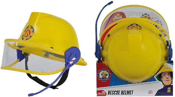 #1057 Fireman Sam Rescue Helmet