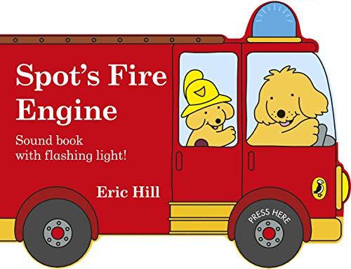#1213 Spot's Fire Engine Book