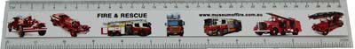 #2115 Ruler Fire Engine