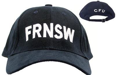 #1167 CFU Cap FRNSW logo