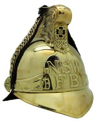 #1198, Brass Helmet full size