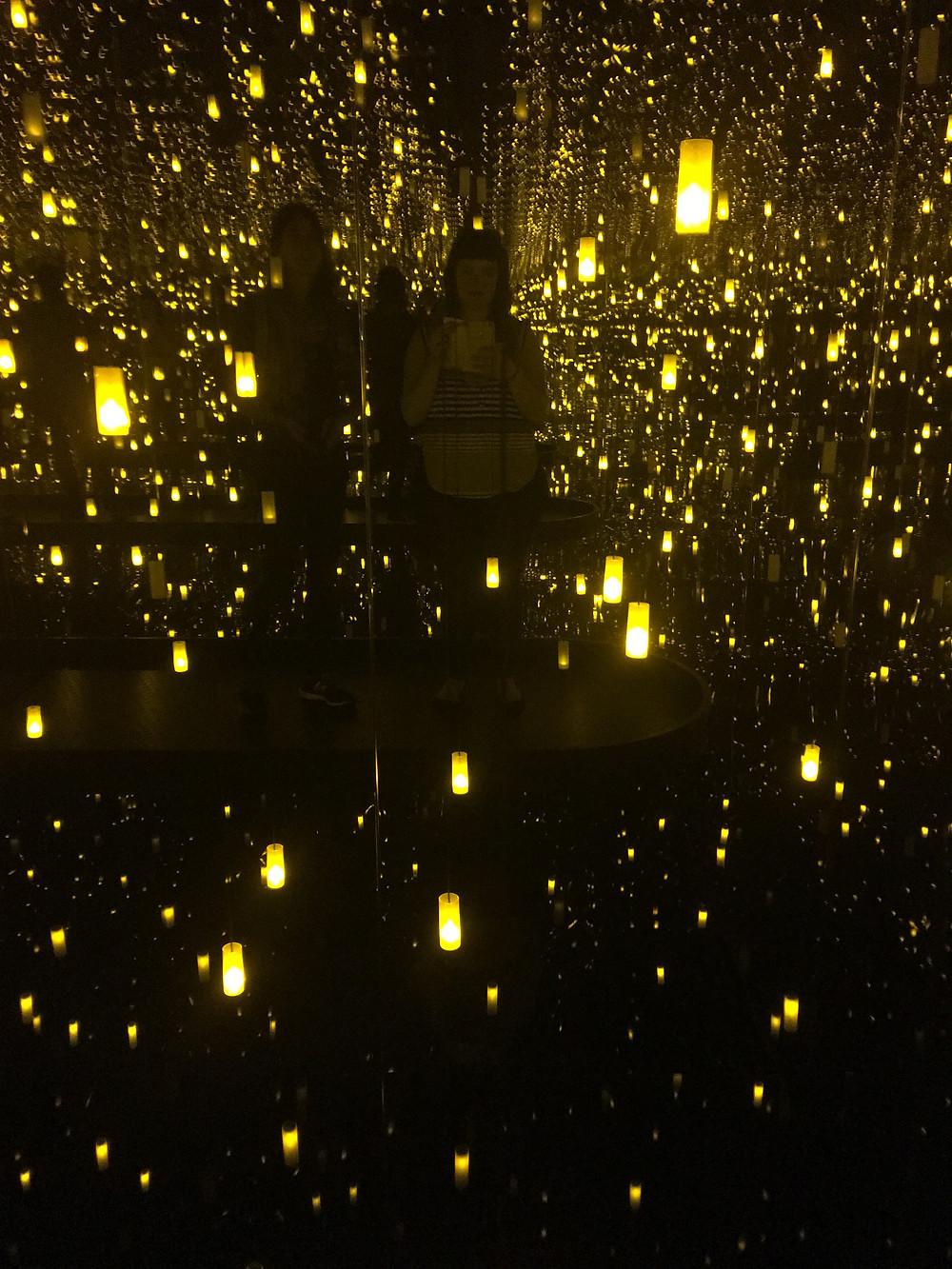 Kusama Infinity Room