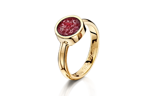 Gold Tribute Ring