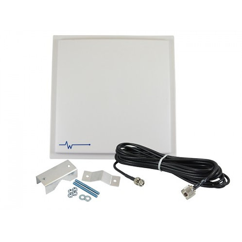 Flat-Panel Antenna 900MHz w/ Mounting Hardware