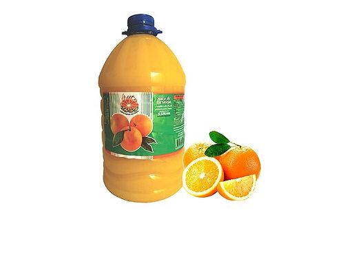 GALÃO 05 litros Laranja