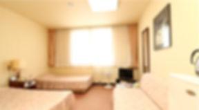 洋室雙床房