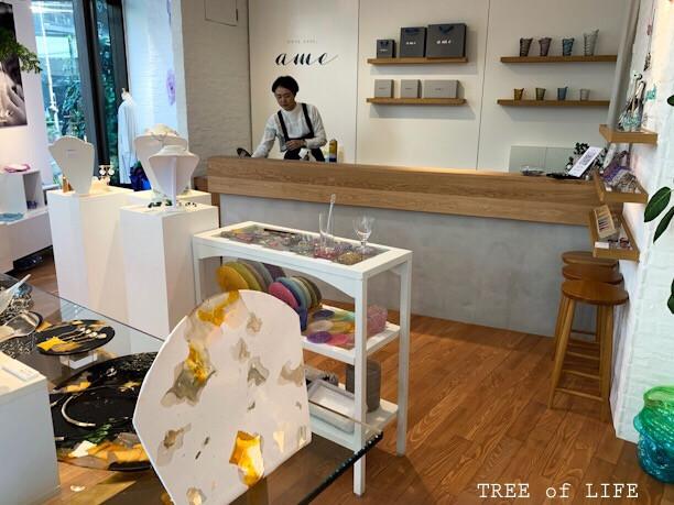 ame 青山店(改装後店舗)