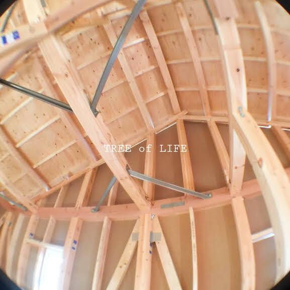 2階天井・屋根