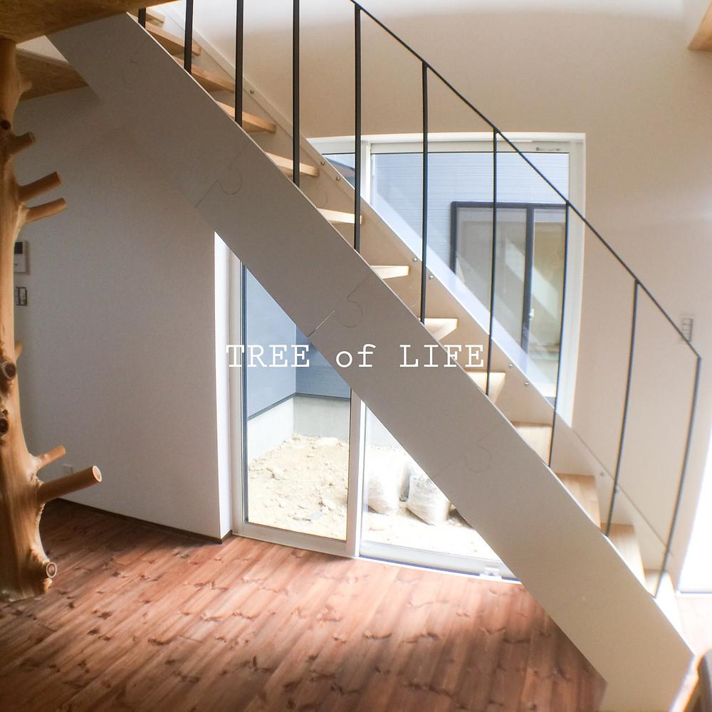 階段(横)