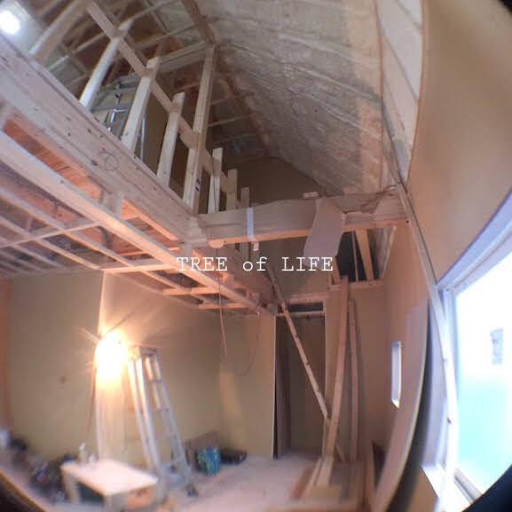 2階 天井 野縁