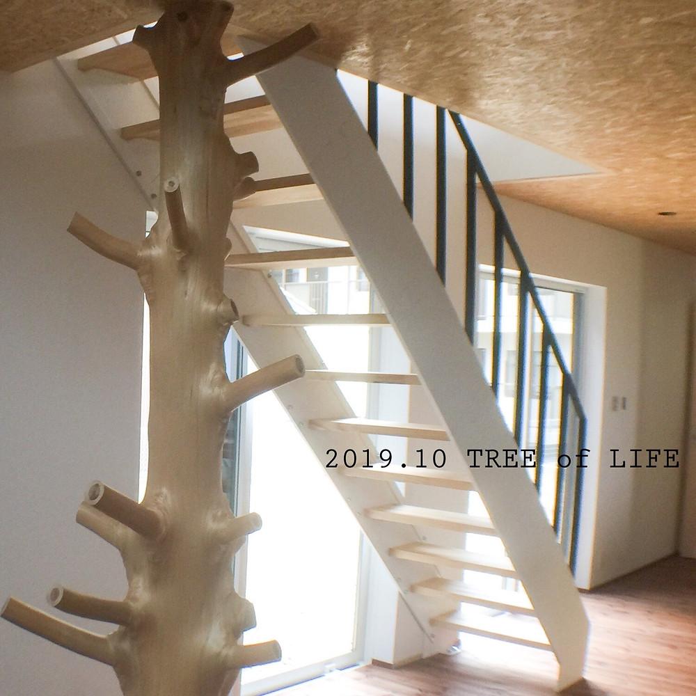 階段(斜め下)