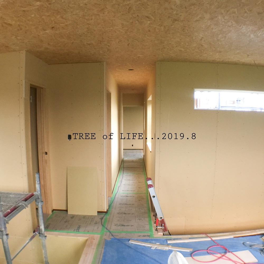 ⑤2階フリースペース~廊下
