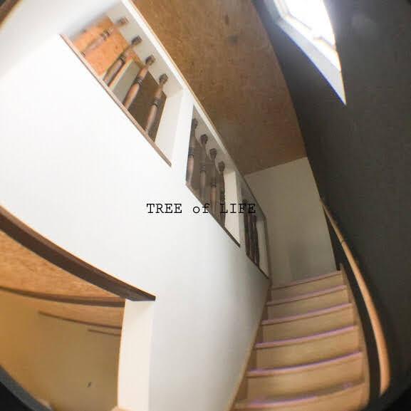 階段・腰壁・スリット