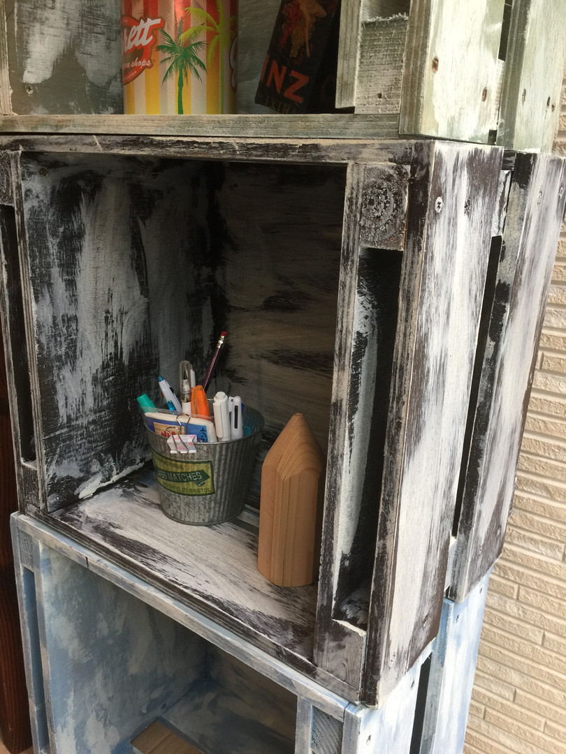 リサイクルパレット・本棚