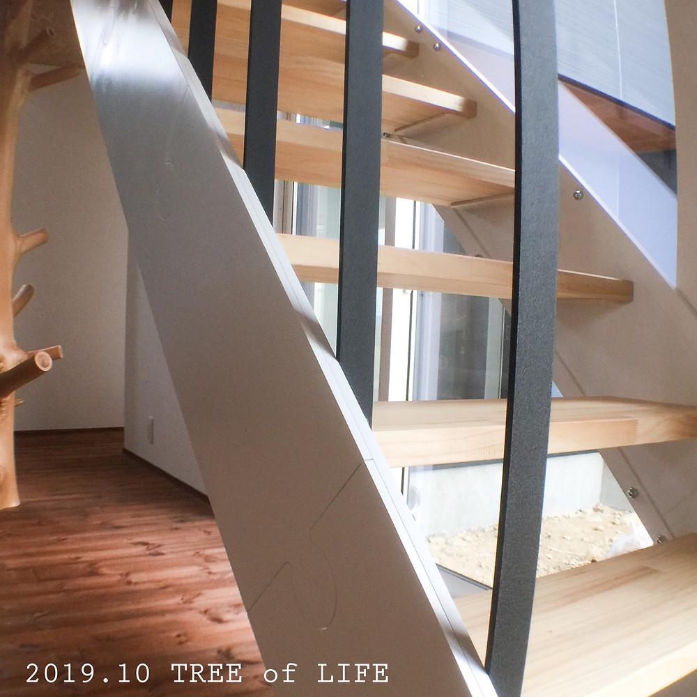 階段(ささらUP)
