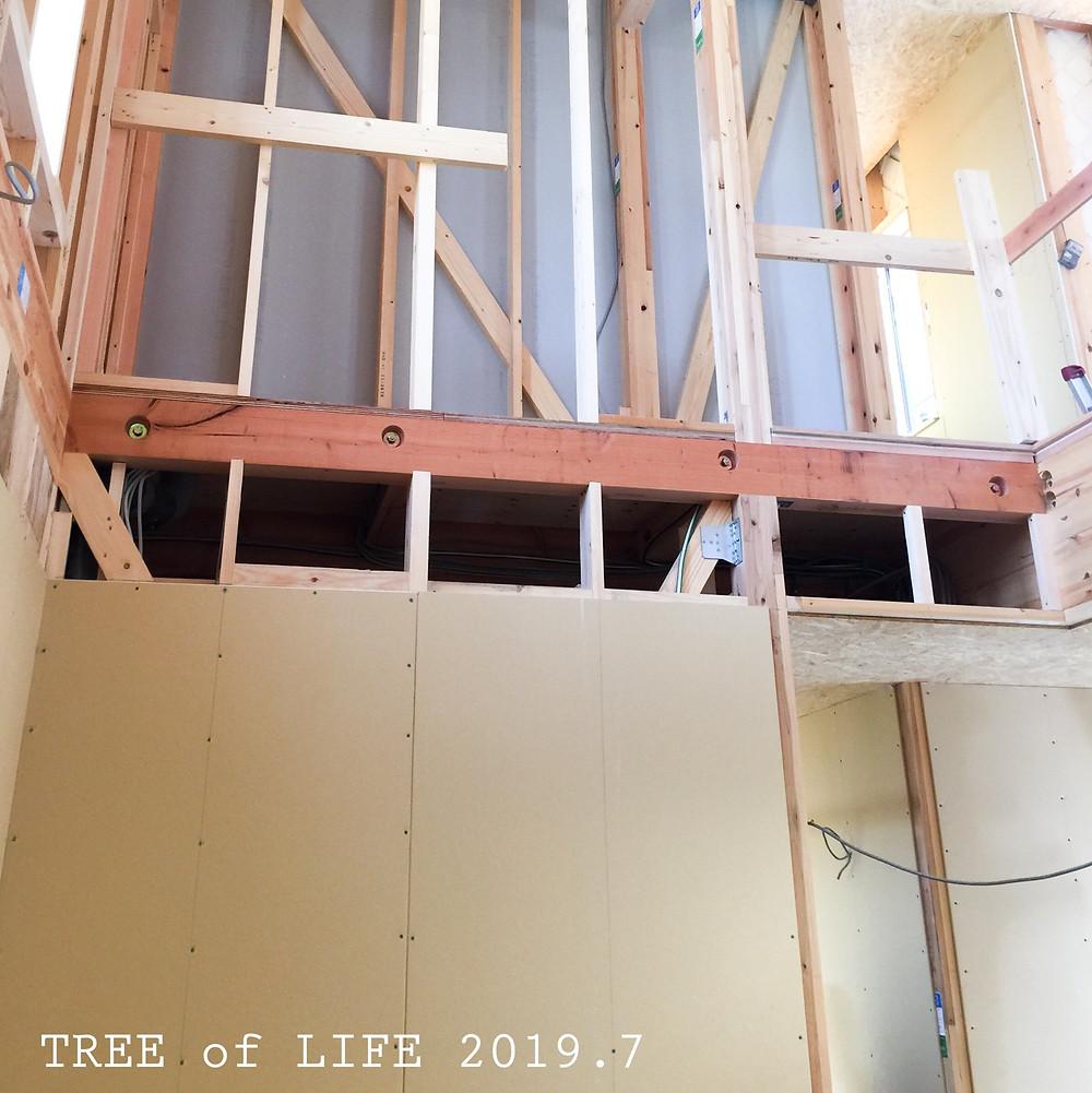 ⑥1階~2階壁