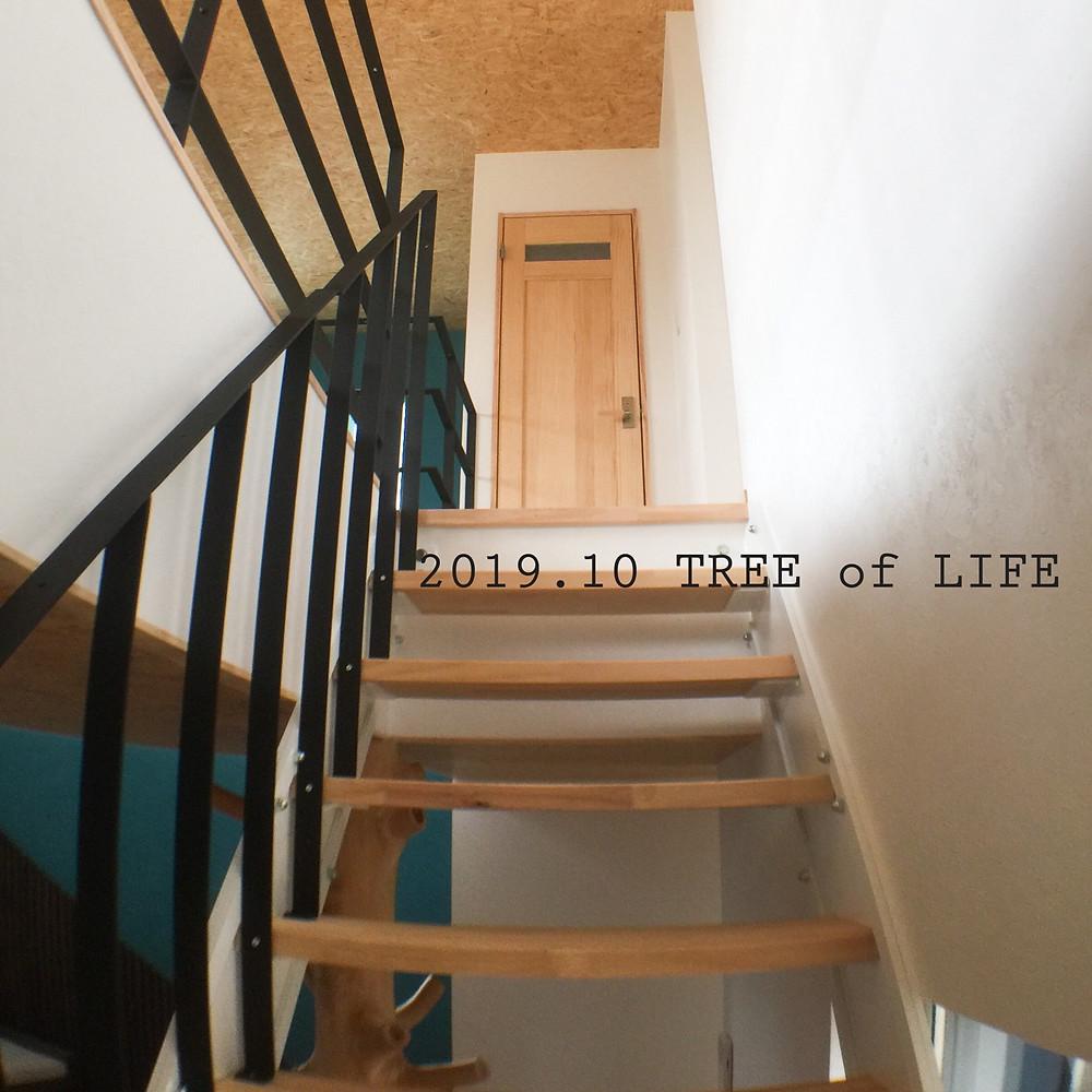 階段(下→上)