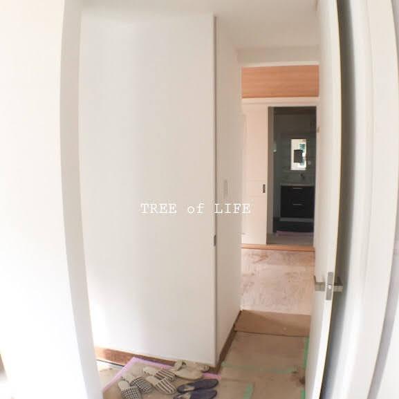 玄関→和室